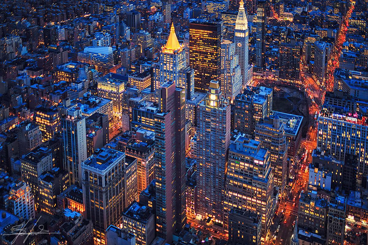 Vertigo - NYC
