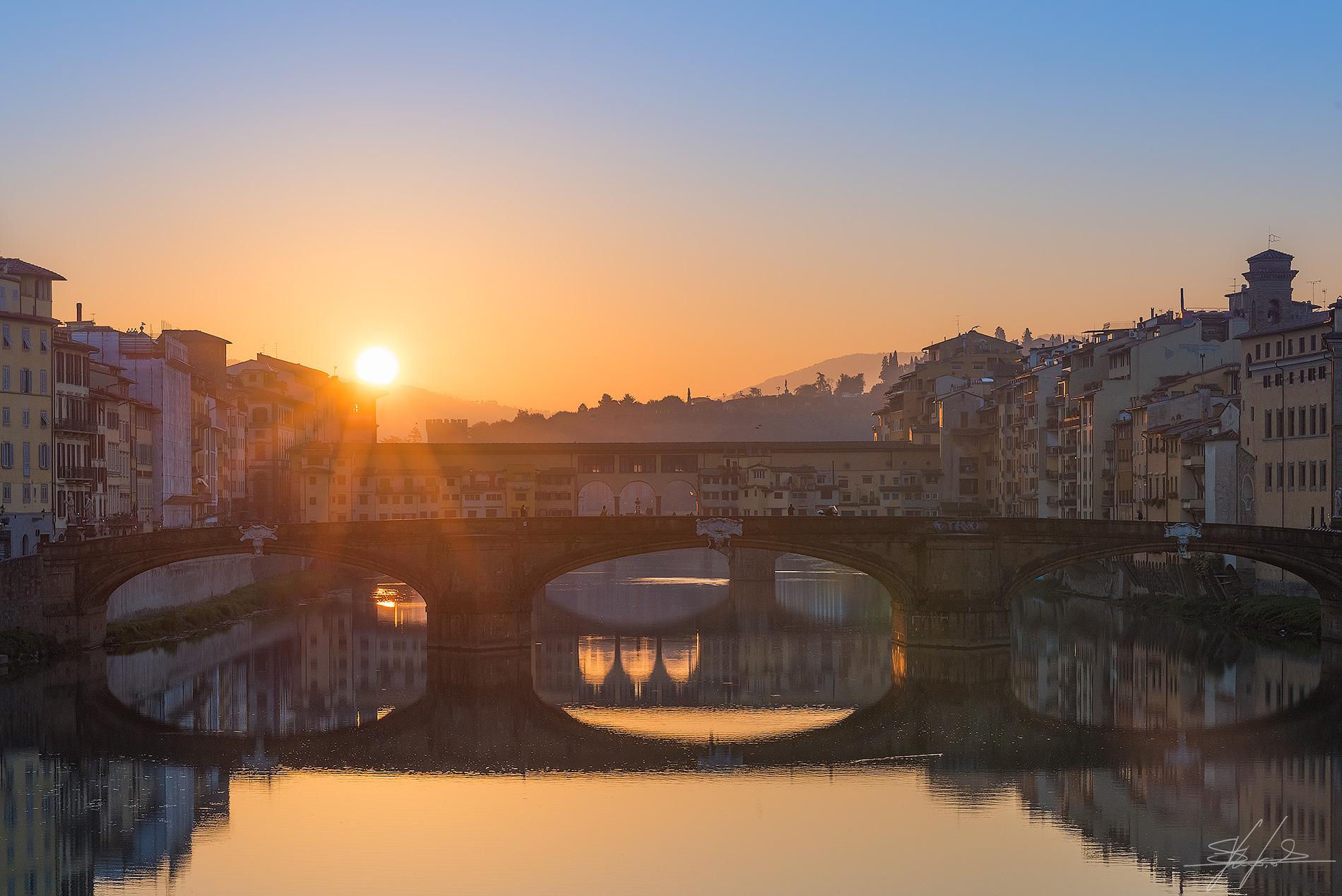 Florence awakes