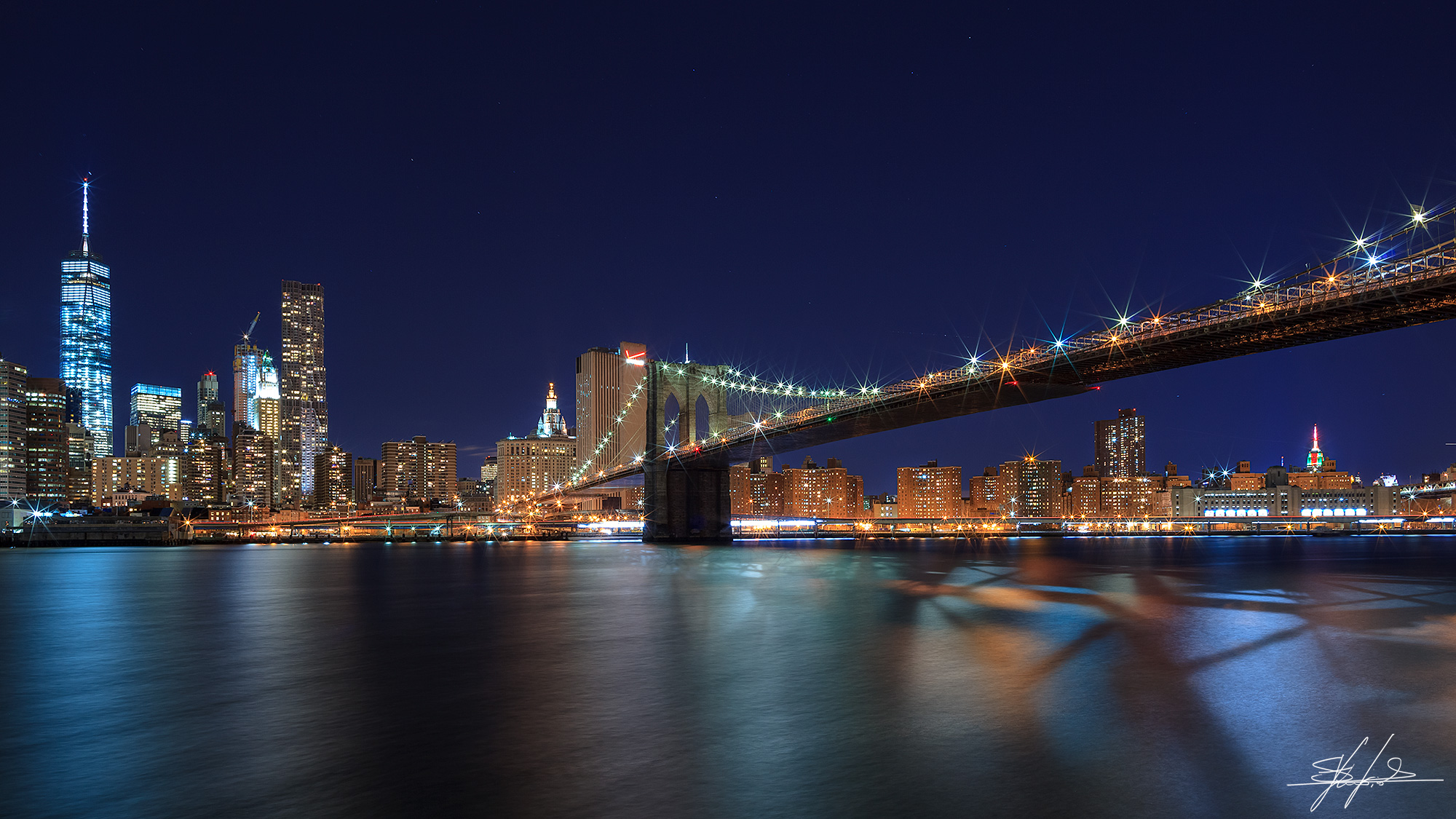 The Brooklyn Bridge (2014)