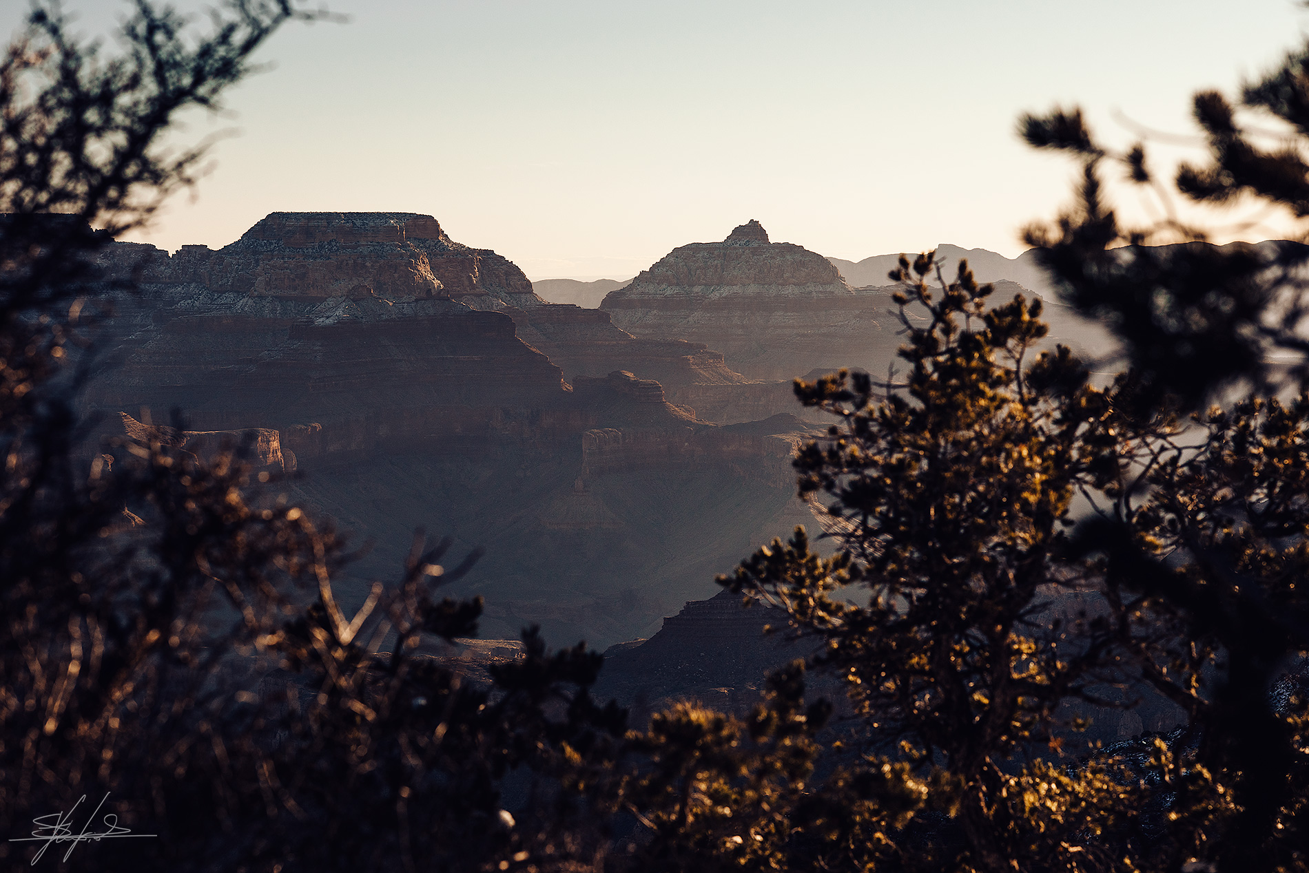 Good morning Gran Canyon