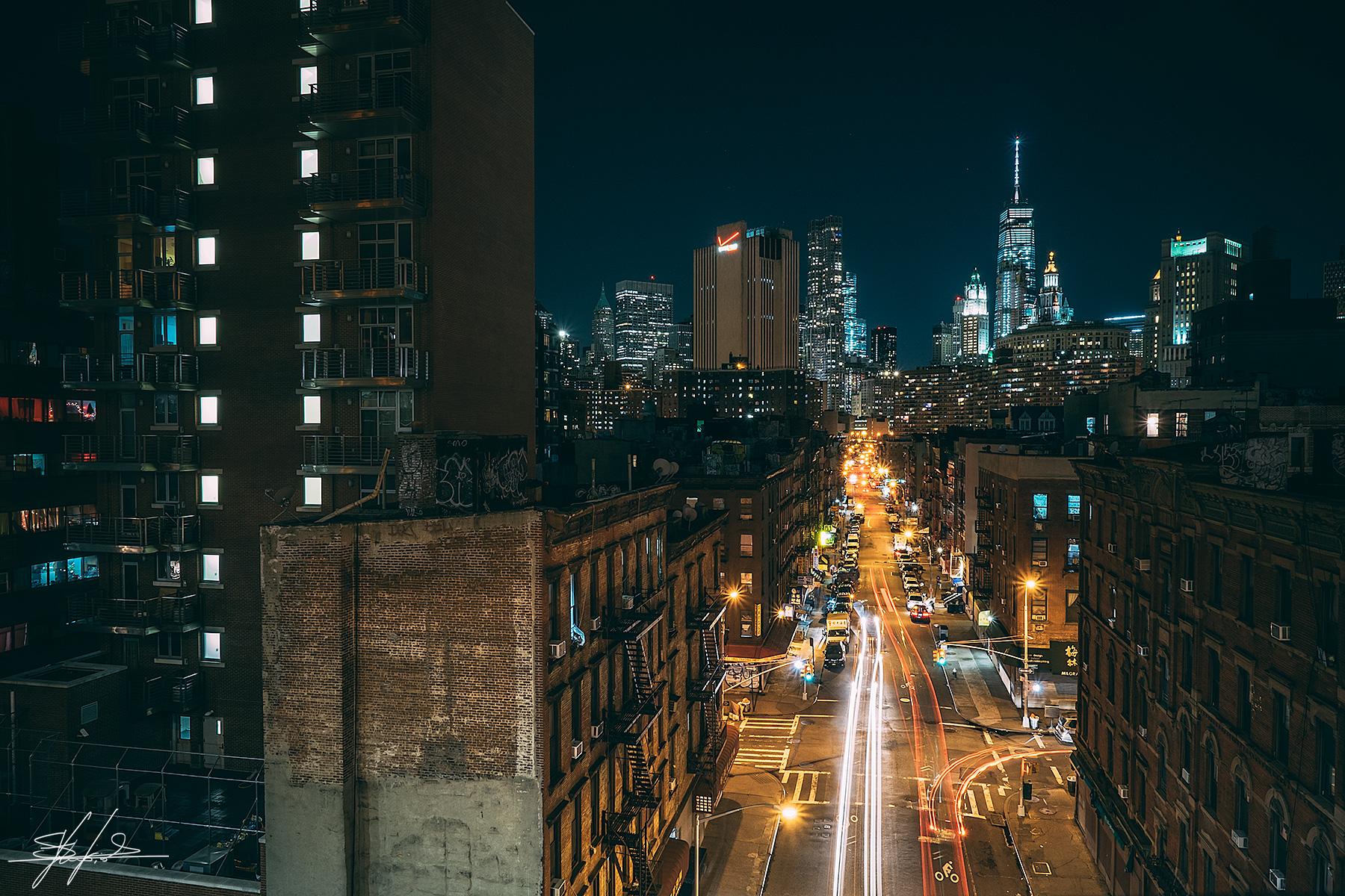 The City awaits