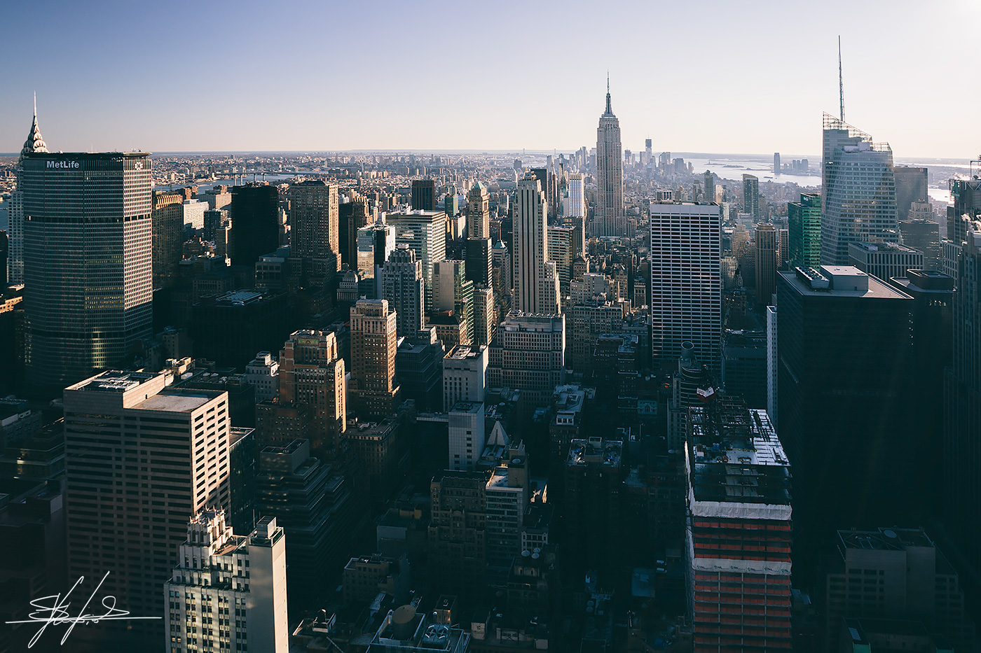 Vertigo - New York City
