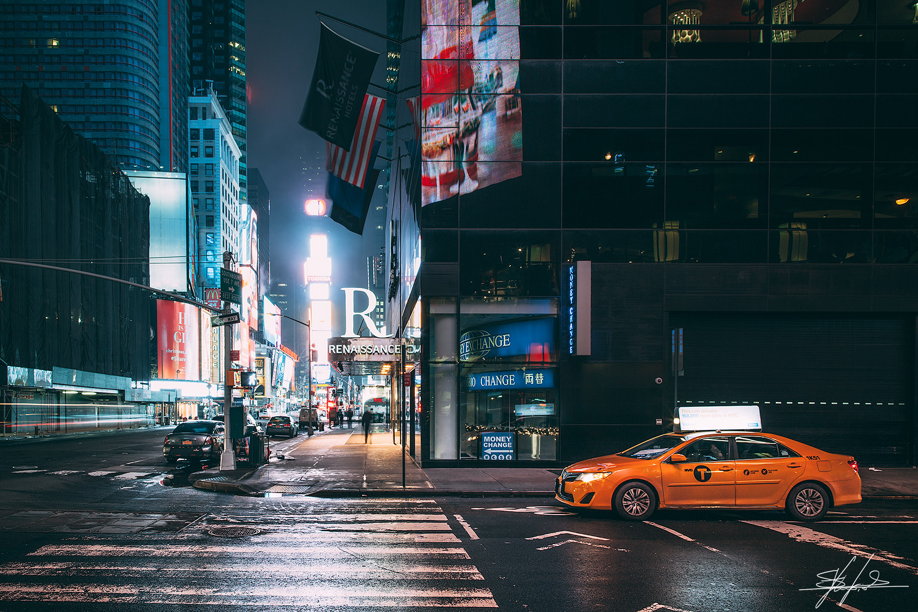 Times Square - 2am