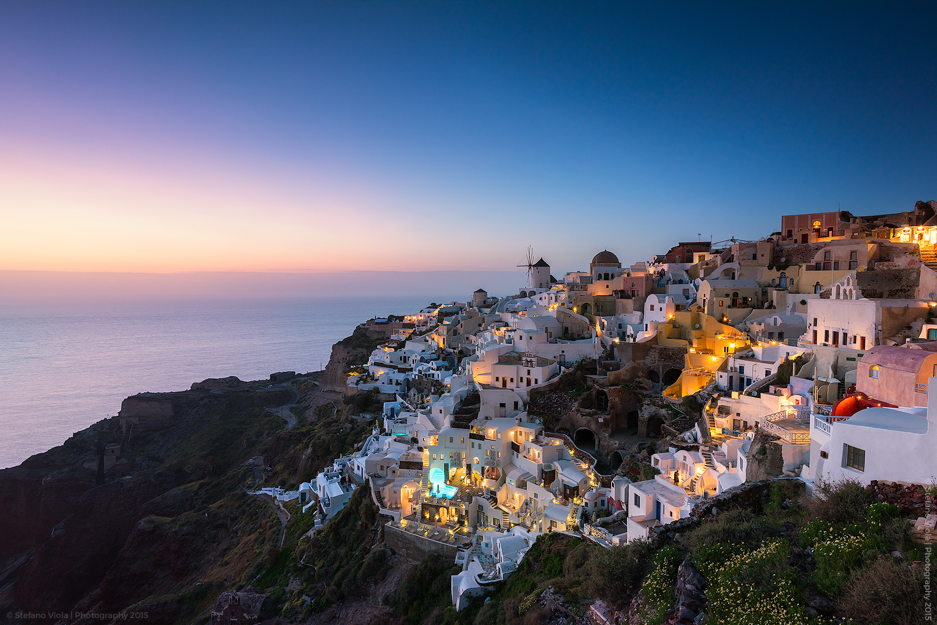 Greece (Santorini)
