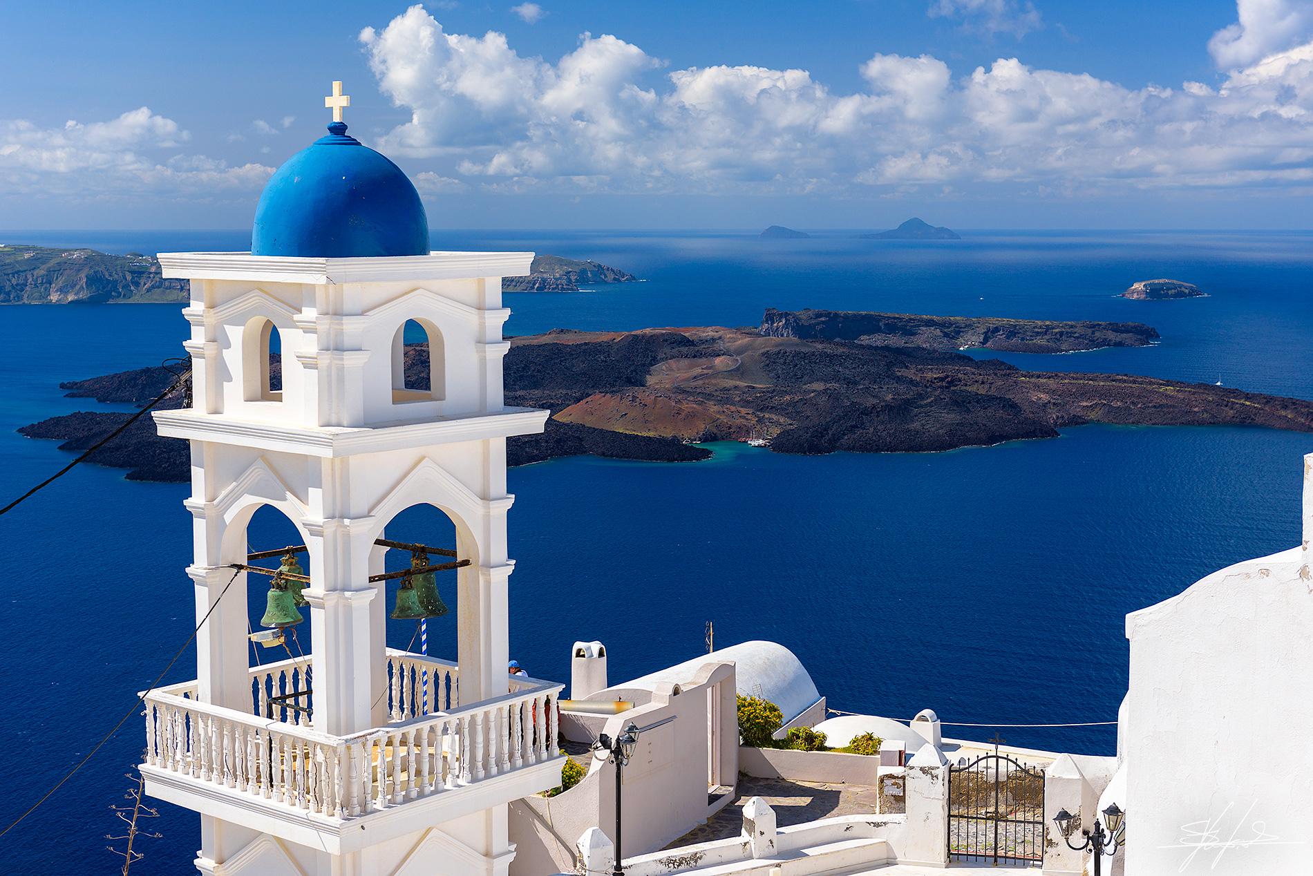 Greece (Santorini)