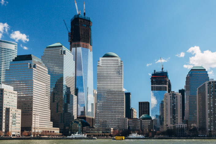 2012, building the Freedom Tower