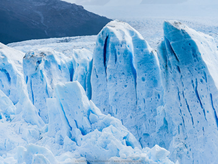 Surrounded by ice - Perito Moreno