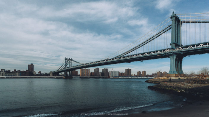 The Manhattan Bridge