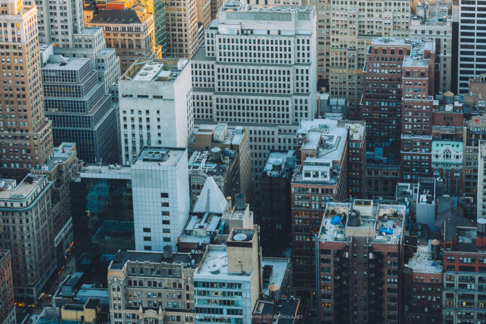 Roofs of New York City