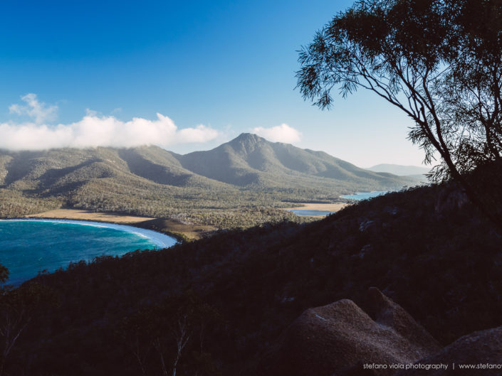 Wineglass bay - Tasmania